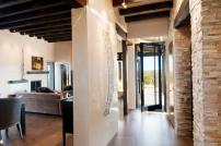 Modern Santa Fe Hallway