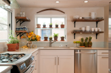 Charming Santa Fe Kitchen